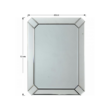 ELISON TYP 10 Stílusos tükör.