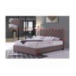 CLOVER ágy lécezett ágyráccsal, 180x200