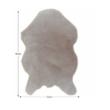 EBONY TYP2 műszőrme szőnyeg