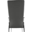 szék, szurke  + króm, MALISA New