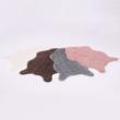 Műszőrme, rózsaszín/arany-rózsaszín, 60x90, FOX TYP 3