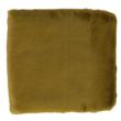 Szőrmés pléd, zöld-greenery, 150x180, RABITA NEW TYP 8