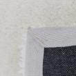 Szőnyeg, hófehér, 200x300, AMIDA