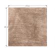 Szőnyeg, világosbarna, 140x200, ANNAG