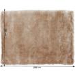 Szőnyeg, cappucino, 140x200, BOTAN
