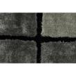Szőnyeg, szürke, 200x300, LUDVIG TYP 2