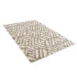 Szőnyeg, krém/bézs, 133x190, SAMARA