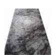 Szőnyeg, szürke, minta, 80x150, VANJA