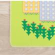 Szőnyeg, színes, 130x200, EBEL