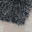Szőnyeg, bézs-fekete, 170x240, VILAN