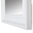 Tükör, fehér keret, MALKIA TYP 2