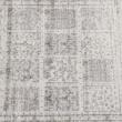 Vintage szőnyeg, szürke, 140x200, ELROND
