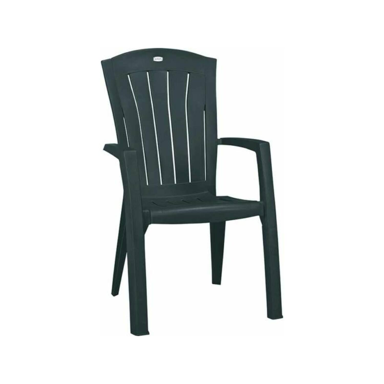 Curver Santorini műanyag kerti szék Kerti asztal, kerti szék