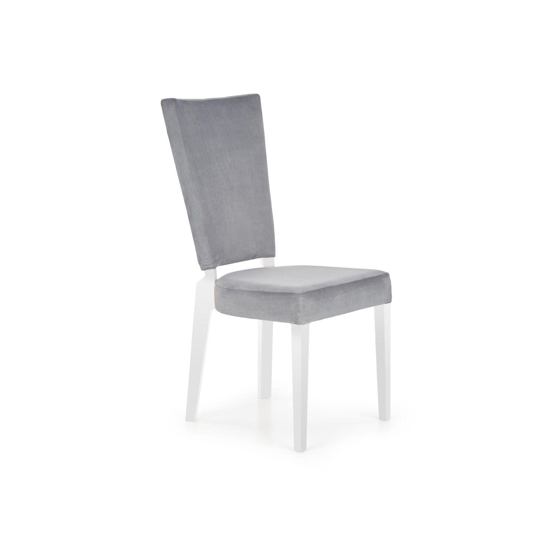 szürke fehér étkező szék