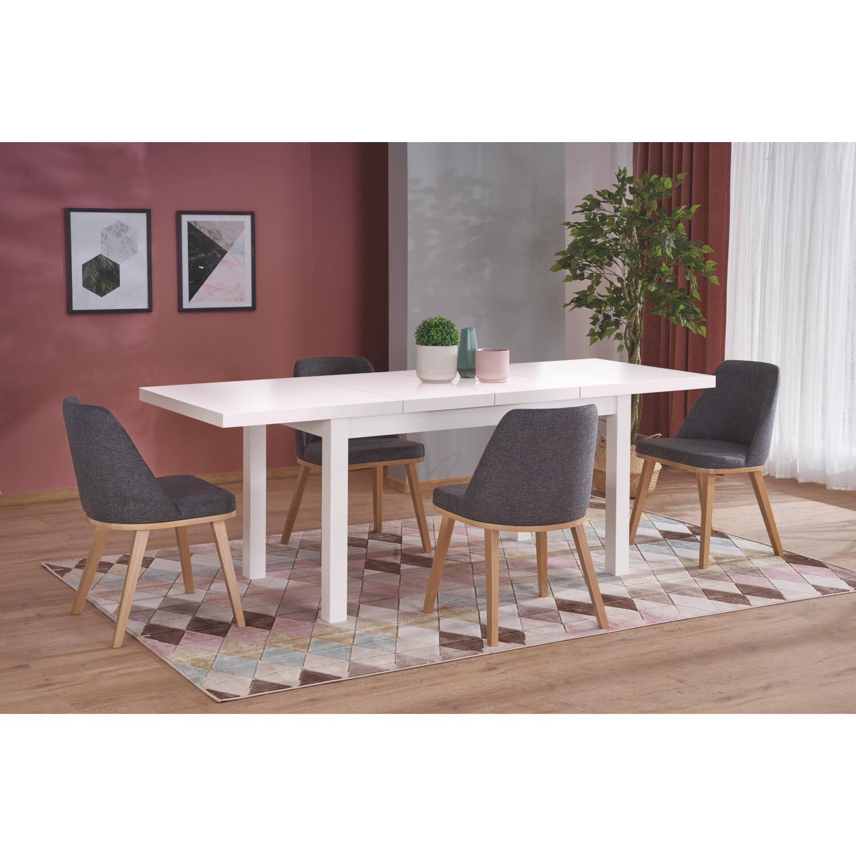 Tiago 2 bővíthető asztal, fehér