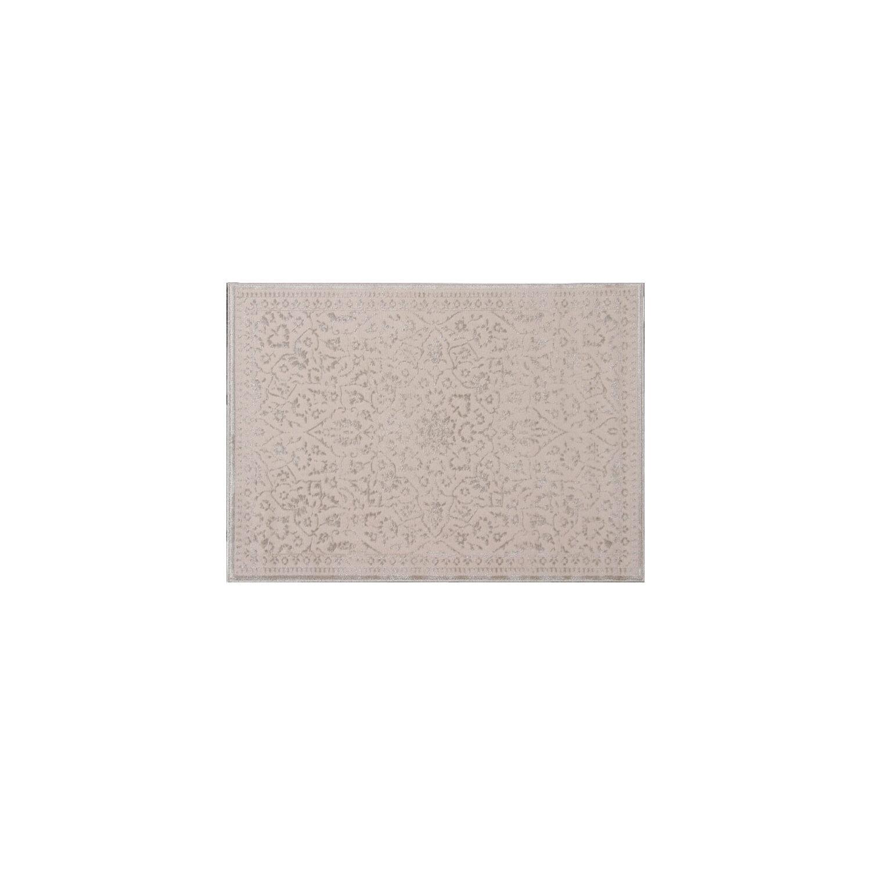 Szőnyeg bézs minta 67x210 ROHAN