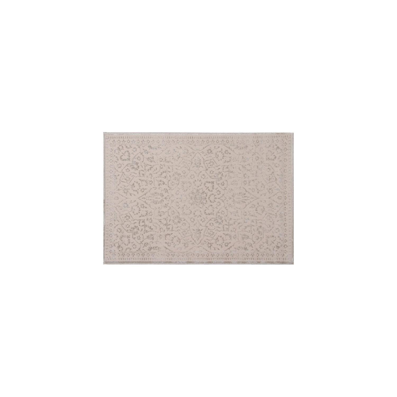 Szőnyeg bézs minta 80x125 ROHAN