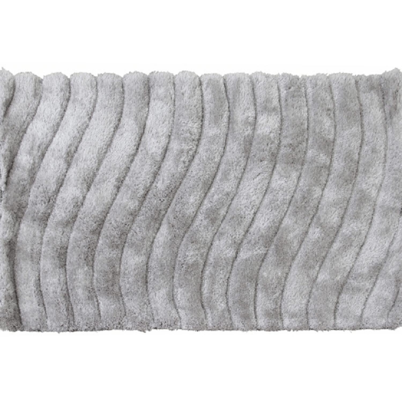 Szőnyeg fehér-szürke 80x150 SELMA