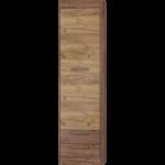 MAXIMUS 01 szekrény craft tobaco/craft arany