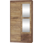 MAXIMUS 04 szekrény craft arany/craft tobaco
