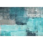 Szőnyeg, kék/szürke, 120x180, ESMARINA TYP 2