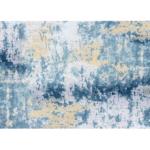 Szőnyeg, szürke/sárga, 160x230, MARION tip 1