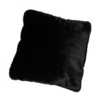 Párna, fekete, 45x45, RABITA tip 1