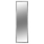 Tükör ezüst színű fakerettel, MALKIA TYP 3