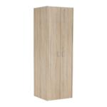 Akasztós szekrény, sonoma tölgyfa, TEMPO ASISTENT NEW 005
