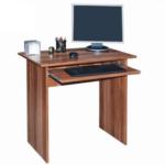 PC asztal, szilva, VERNER NEW