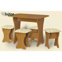Spandau Style étkezőasztal bővíthető