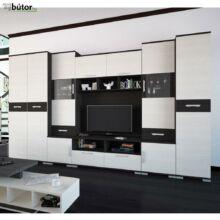 Basel szekrénysor 400cm