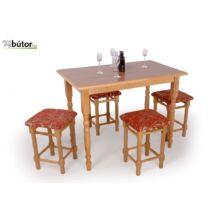 Héra étkezőasztal fix 100cm
