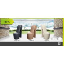 Bota futurisztikus dizájnú fotel