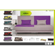 Adela ágyazható, ágyneműtartós kanapé