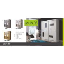 Louis 05 gardróbszekrény 200cm