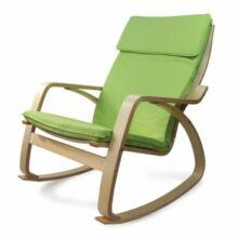 relax fotel ROCKER zöld