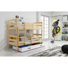 Erykemeletes ágy fiókkal, matraccal