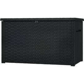 JAVA BOX rattan hatású kerti tároló 850 L