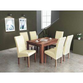 Berta-Félix étkezőgarnitúra 4 db Berta szék, 1 db Félix étkezőasztal