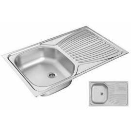 1 medence  és  csepegtetős mosogatótálca