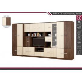 Új firenze szekrénysor 380cm