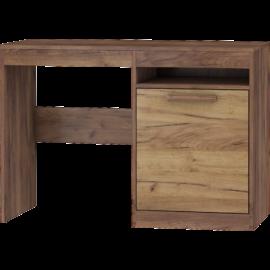 MAXIMUS 02 íróasztal craft arany craft tobaco