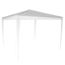 Kerti pavilon fehér 3x3 m GOTAN
