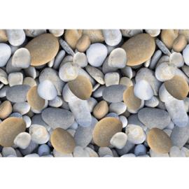 Szőnyeg színes minta kövek 80x120 BESS