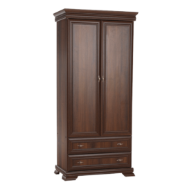 2-ajtós szekrény samoa king KORA KS1
