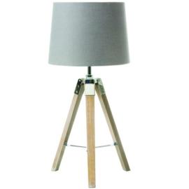 Asztali lámpa szürke JADE Typ 2 8008-17B
