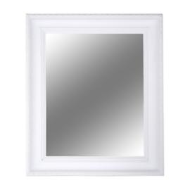 Tükör fehér keret MALKIA TYP 2