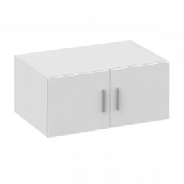 Felsőszekrény szekrényhez, fehér, INVITA TYP 9