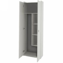Praktikus kombinált szekrény fehér NATALI TYP 6